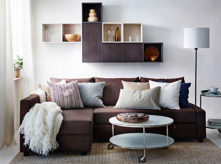 Ideen Wohnzimmer Braune Couch Einfach On Braun In Die Besten 25 Braunes Sofa Auf Pinterest 3