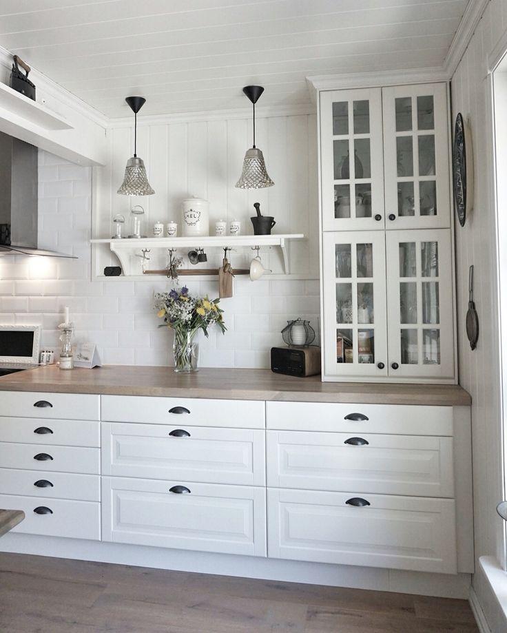 Ikea Landhausstil Charmant On Andere Innerhalb Best 25 Bodbyn Kitchen Ideas Pinterest 9