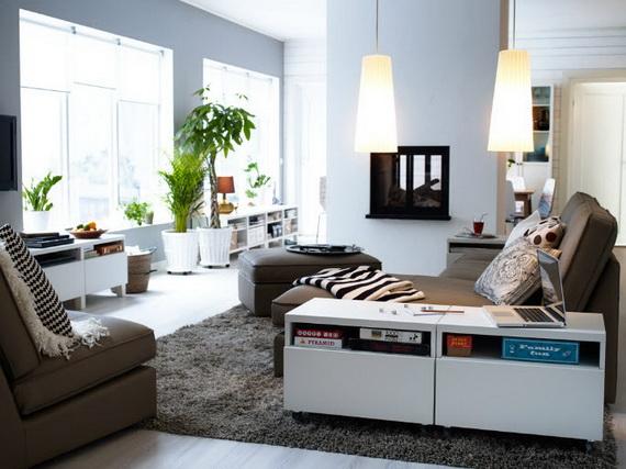 Ikea Wohnzimmer Ideen Einzigartig On Beabsichtigt 25 Design Von IKEA 7