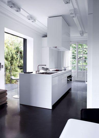 K Che Zu Dunklem Boden Nett On Andere Und Bildergebnis Für Innenausbau Dunkler Küche Pinterest 5