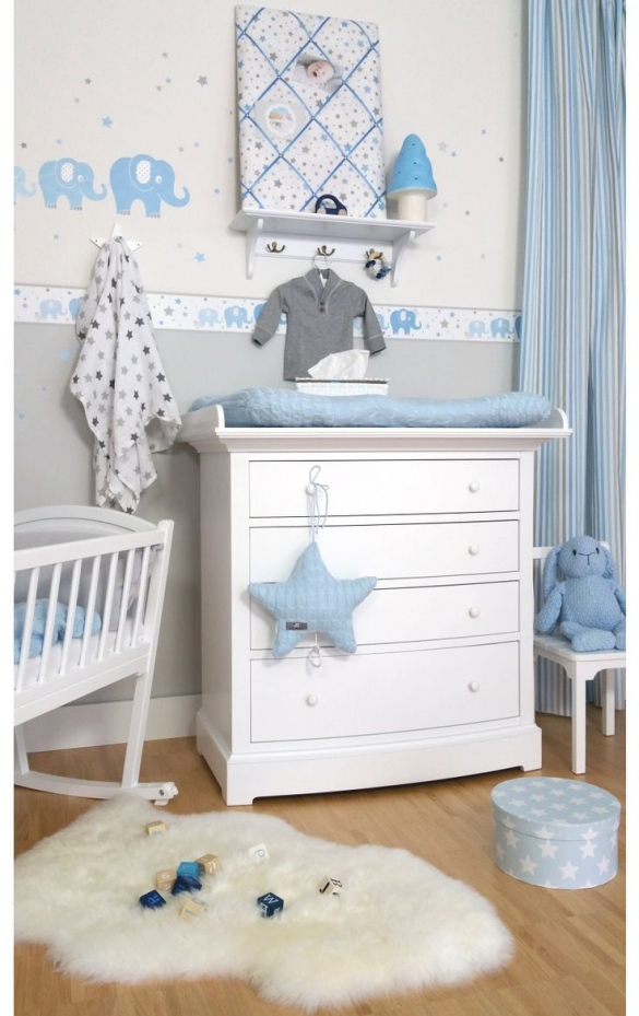 Kinderzimmer Blau Beige Zeitgenössisch On Mit Wohndesign Edel Fantastisch 7