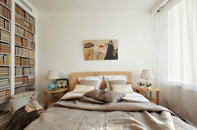 Kleine Schlafzimmer Weiß Beige Imposing On Mit Modern Gestalten 130 Ideen Und Inspirationen 9