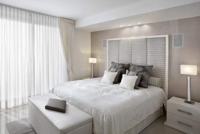 Kleine Schlafzimmer Weiß Beige Perfekt On In Bezug Auf Beautiful Ideen Ideas House Design 4