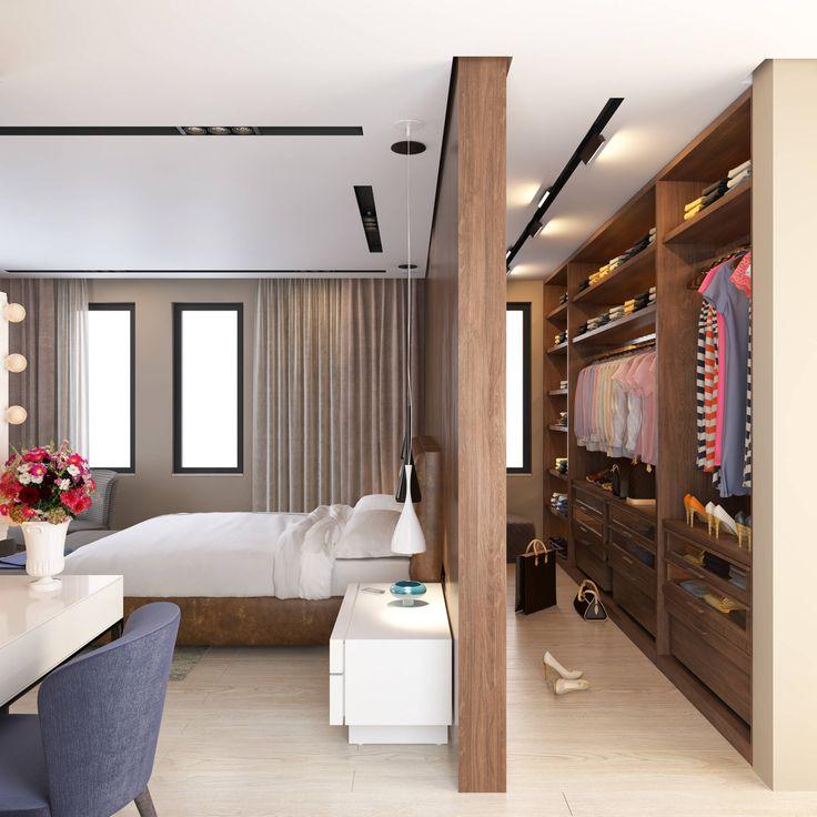 Kleines Schlafzimmer Mit Begehbarem Kleiderschrank Schön On Auf Die Besten 25 Begehbarer Schrank Ideen Pinterest Master 1