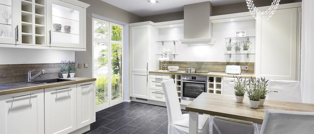 Küche Landhausstil Modern Braun Einfach On überall Home Dekor Beeiconic Com 5