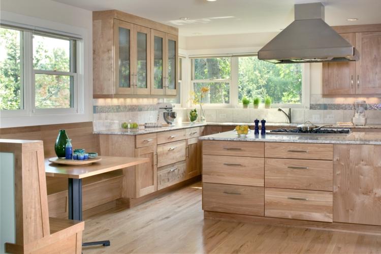 Küche Landhausstil Modern Braun Fein On Auf Stoff Title Amocasio Com 1