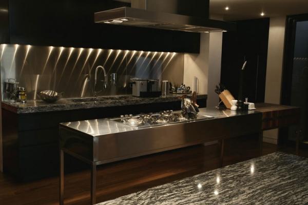 Küche Luxus Modern On Mit Kuche Ohne Gleich Auf Designerküchen 8