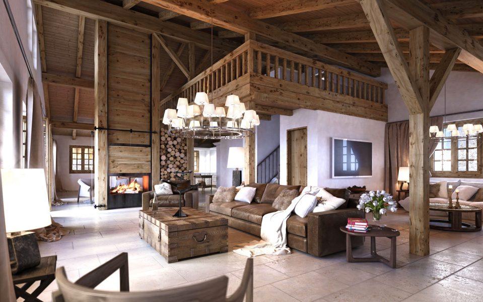 Landhaus Modern Ausgezeichnet On Für Uncategorized Kühles Und Timber 5