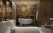 Luxus Badezimmer Einrichtung