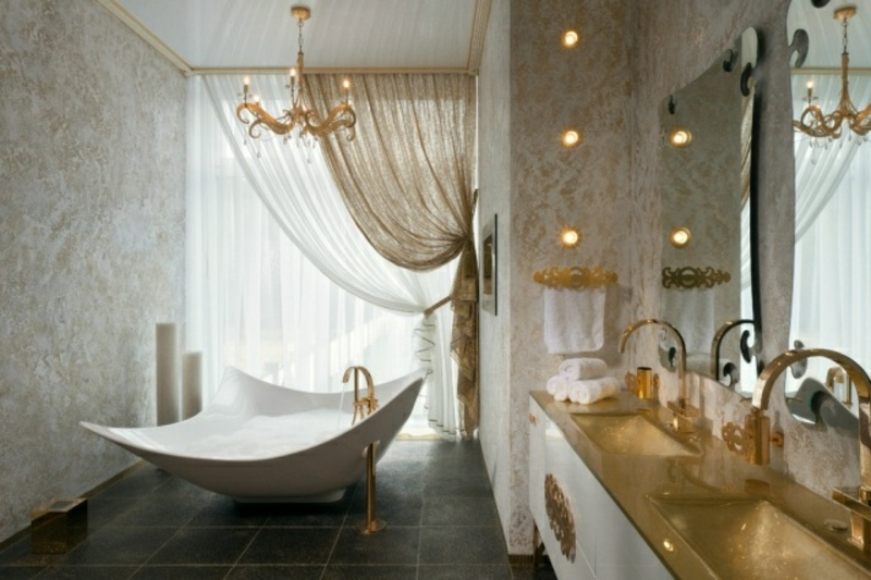 Luxus Badezimmer Einrichtung Herrlich On Und 49 Inspirierende 6
