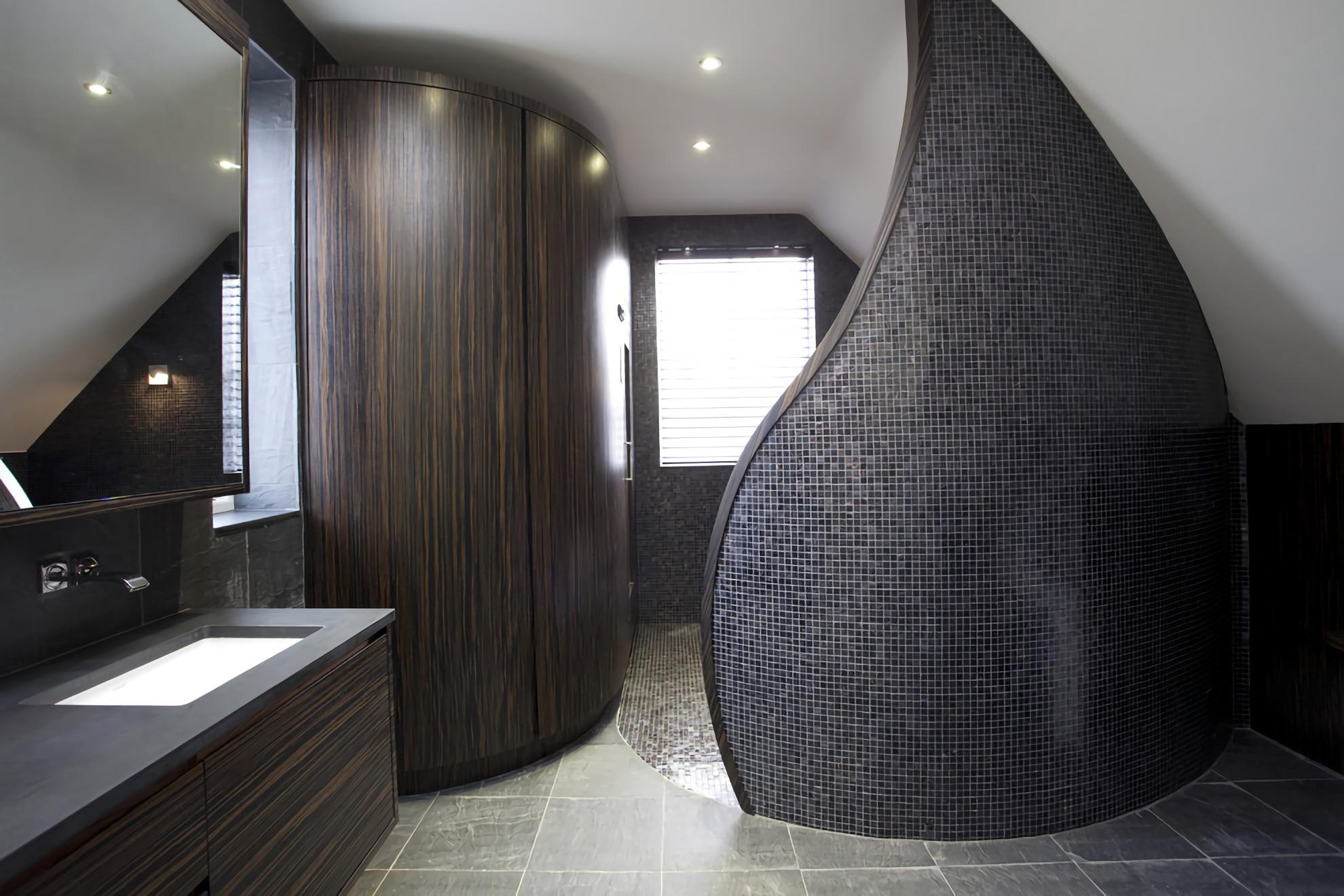 Luxus Badezimmer Einrichtung Wunderbar On In Bezug Auf Design Ideen 8