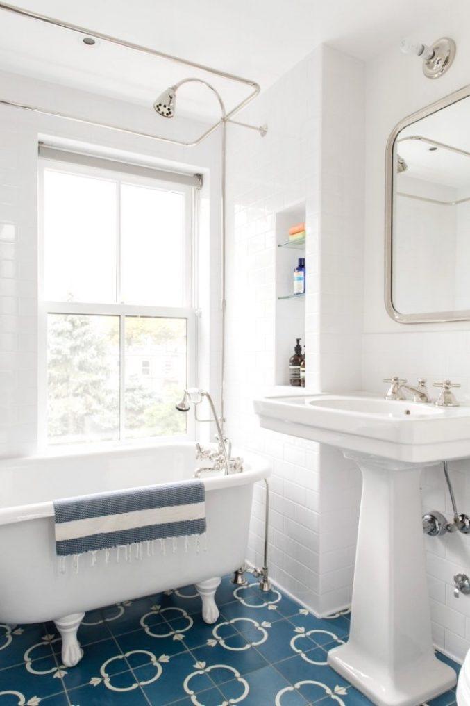 Mediterrane Badezimmer Fliesen Bunt Frisch On Und Uncategorized Kühles Mit 5