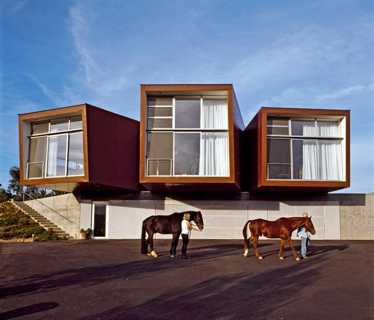 Moderne Gartenhäuser Zum Wohnen Erstaunlich On Modern In Bezug Auf Häuser Grundrisse Schöner Mit Satteldach 5