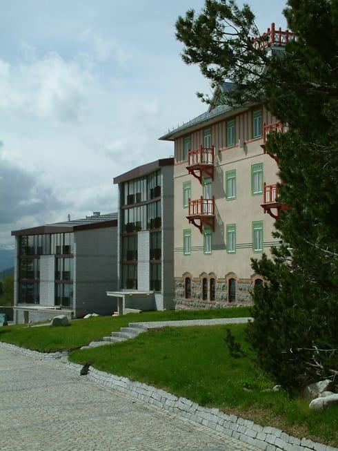 Moderne Gartenhäuser Zum Wohnen Fein On Modern Innerhalb In Den Bergen Von Cerno Architekten Homify 4