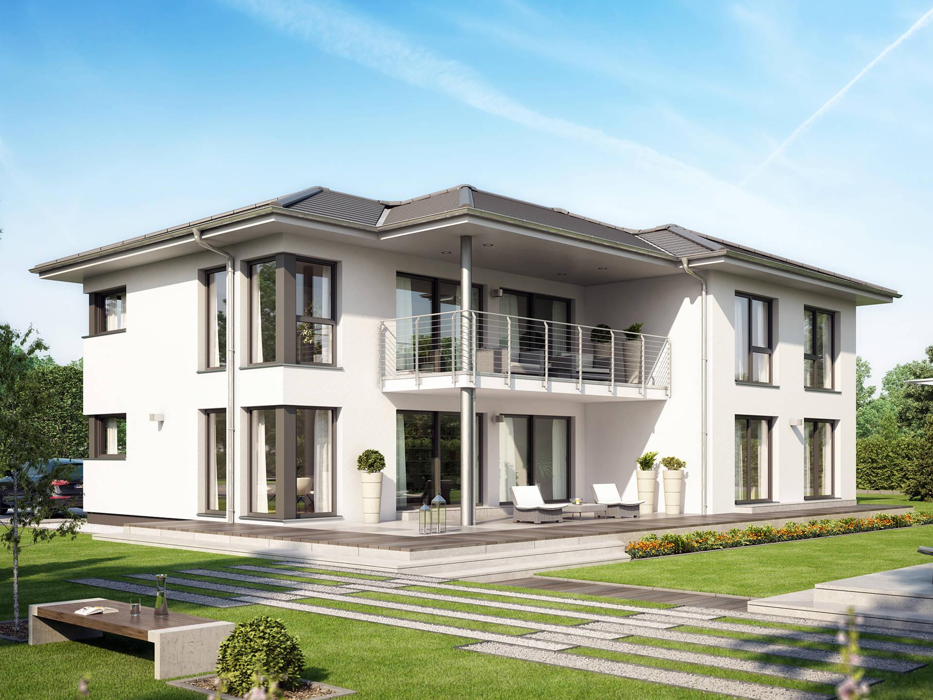 Moderne Gartenhäuser Zum Wohnen Glänzend On Modern Innerhalb 12 Best Haus Mit Einliegerwohnung Images Pinterest 7