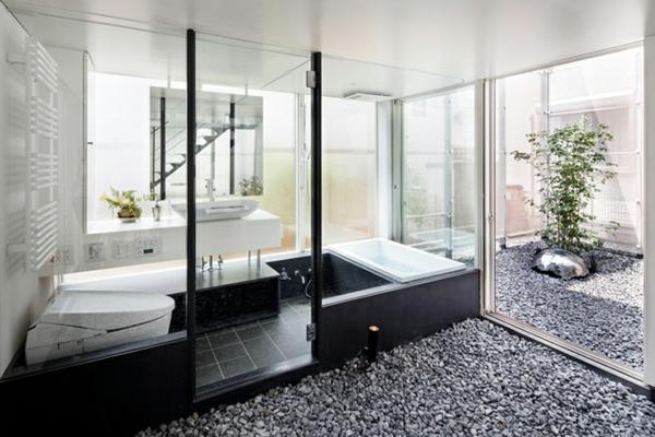 Moderne Wohnideen Erstaunlich On Modern Beabsichtigt Innendesign Badezimmer Architektur 4