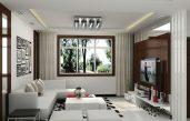 Moderne Wohnzimmer Deko