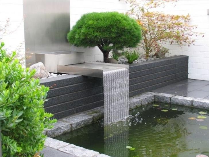 Moderner Garten Mit Gräsern Interessant On Modern Moderne Gartengestaltung WapDesire 9