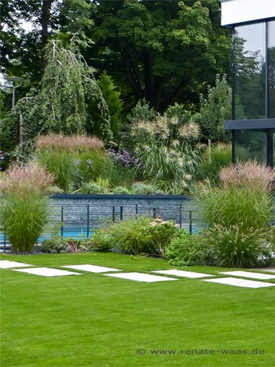 Moderner Garten Mit Gräsern Unglaublich On Modern In Gartenblog Zu Gartenplanung Gartendesign Und Gartengestaltung 2