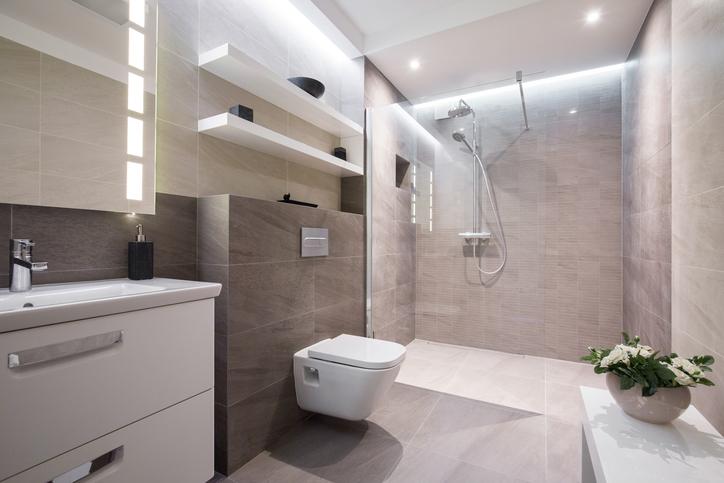 Modernes Badezimmer Stilvoll On Und Moderne Trends Ideen 8