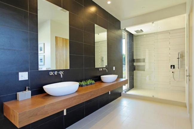 Modernes Badezimmer Wunderbar On Für 91 Ideen Bilder Von Modernen Traumbädern 2