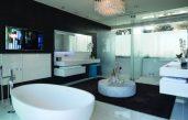 Modernes Luxus Badezimmer