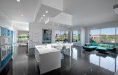 Offene Küche Wohnzimmer Modern