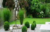 Pflegeleichter Garten Modern