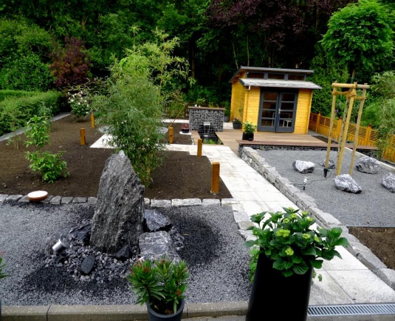 Pflegeleichter Garten Modern Nett On Innerhalb Beautiful Contemporary House Design 1