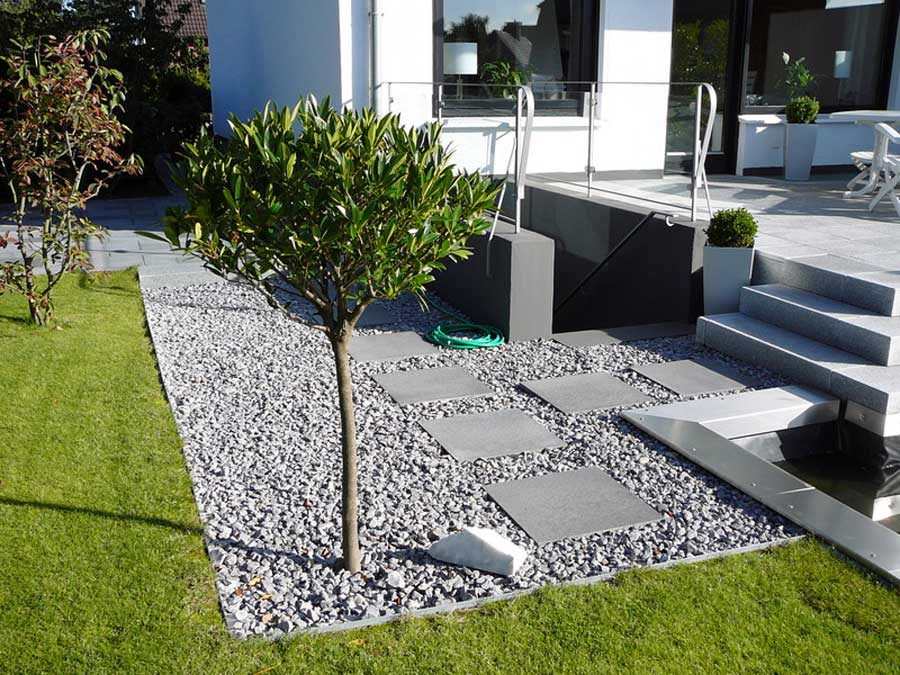 Pflegeleichter Garten Modern Stilvoll On Beabsichtigt Discount Design Also 5