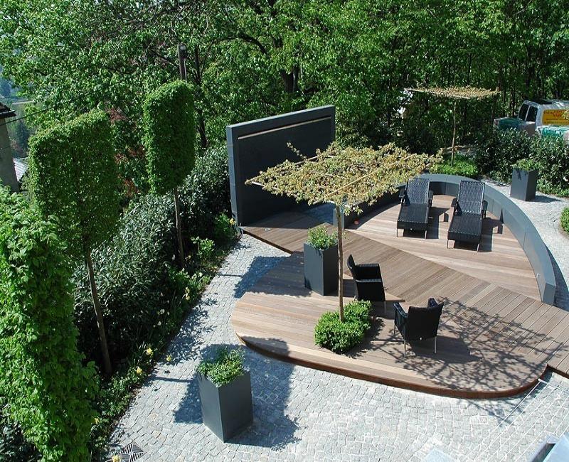 Pflegeleichter Garten Modern Wunderbar On Auf Best Pflegeleicht Photos Milbank Us 4