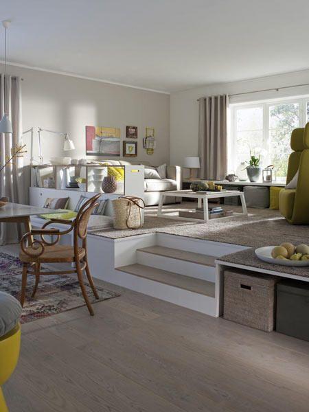 Podest Für Wohnzimmer Beeindruckend On Und Bauanleitung Mit Schubkasten 6