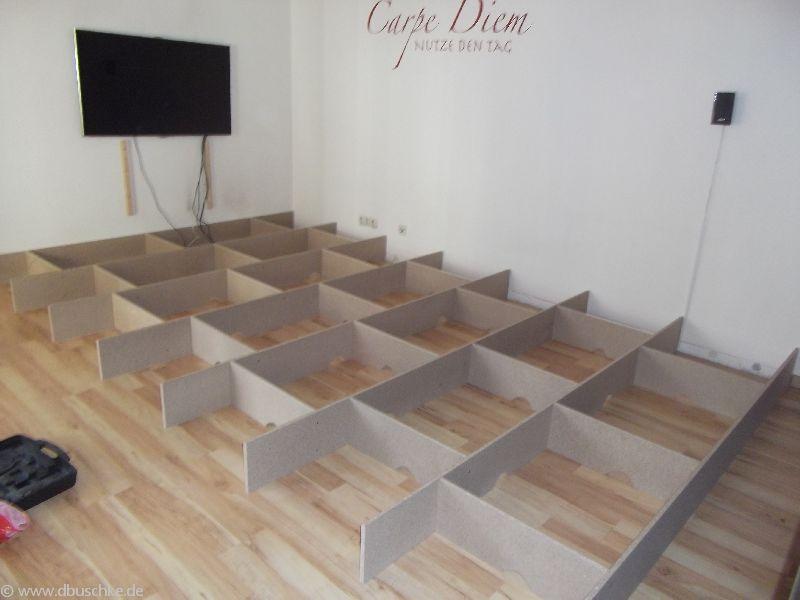 Podest Für Wohnzimmer Einzigartig On Beabsichtigt Selber Bauen Bauanleitung Mit Bildern Und Maße 1