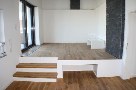 Podest Für Wohnzimmer Stilvoll On Beabsichtigt DownShoreDrift Com 2