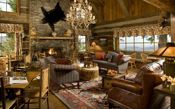 Rustikale Exquisit On Ideen Innerhalb Möbel Lassen Sie Das Zuhause Natürlicher Aussehen 7