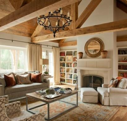 Rustikale Unglaublich On Ideen Und Das Wohnzimmer Rustikal Einrichten Ist Der Landhausstil Angesagt 1
