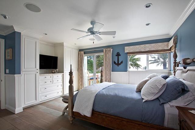 Schlafzimmer Blau Beige Ausgezeichnet On Beabsichtigt Wandfarben Im 105 Ideen Für Erholsame Nächte 2