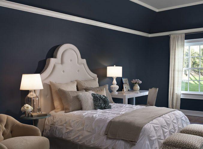 Schlafzimmer Blau Beige Kreativ On Beabsichtigt Uncategorized Uncategorizeds 9