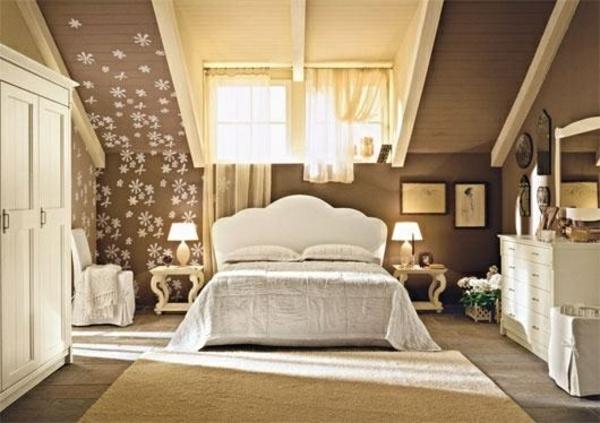 Schlafzimmer Dachschräge Grau Braun Einzigartig On Auf Einrichten Mit Dachschrägen Cabiralan Com 8