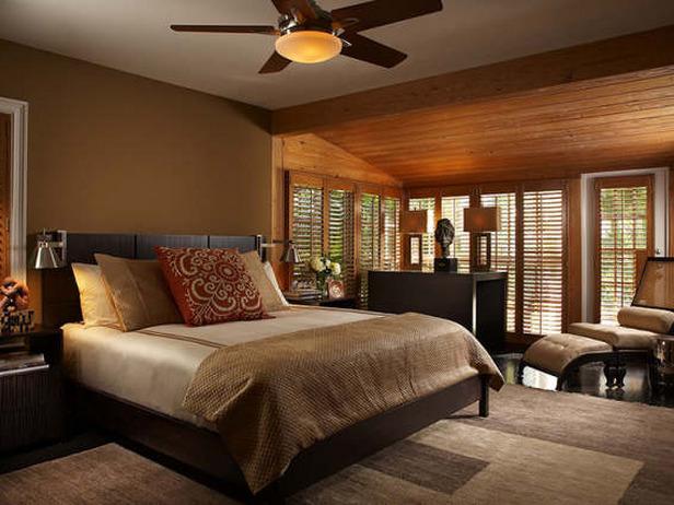 Schlafzimmer Dachschräge Grau Braun Interessant On Auf Wandfarbe Zimmer Streichen Ideen In FresHouse 9