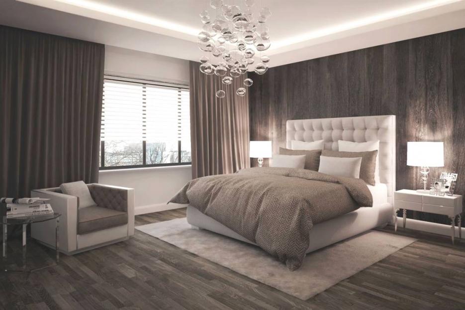 Schlafzimmer Ideen Braun Mit Rosa Beeindruckend On Auf ...