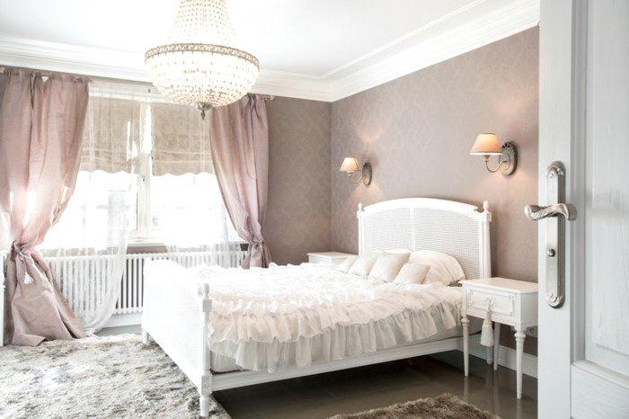 Schlafzimmer Ideen Romantisch Einfach On überall Gemütlich Auf Moderne Deko Plus 1