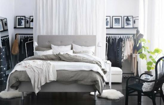 Schlafzimmer Ikea Modern On In Bezug Auf 15 Inspirierende Beispiele Aus Dem Katalog 4
