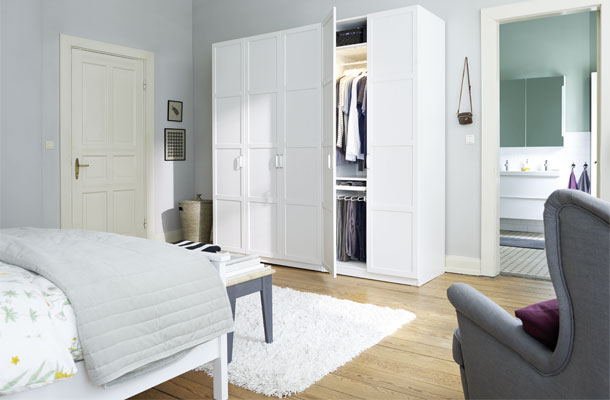 Schlafzimmer Ikea Zeitgenössisch On Innerhalb Im Landhausstil Tipps Ideen IKEA 8