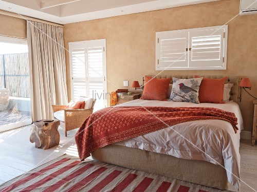 Schlafzimmer Mediterraner Stil Bilder Modern On überall Interessant Auf 6