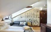 Schlafzimmer Mit Dachschräge Gestaltet