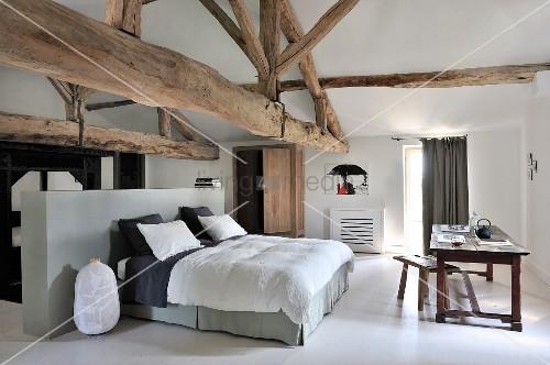 Schlafzimmer Mit Raumteiler Nett On Wohnzimmer Trennwand 9