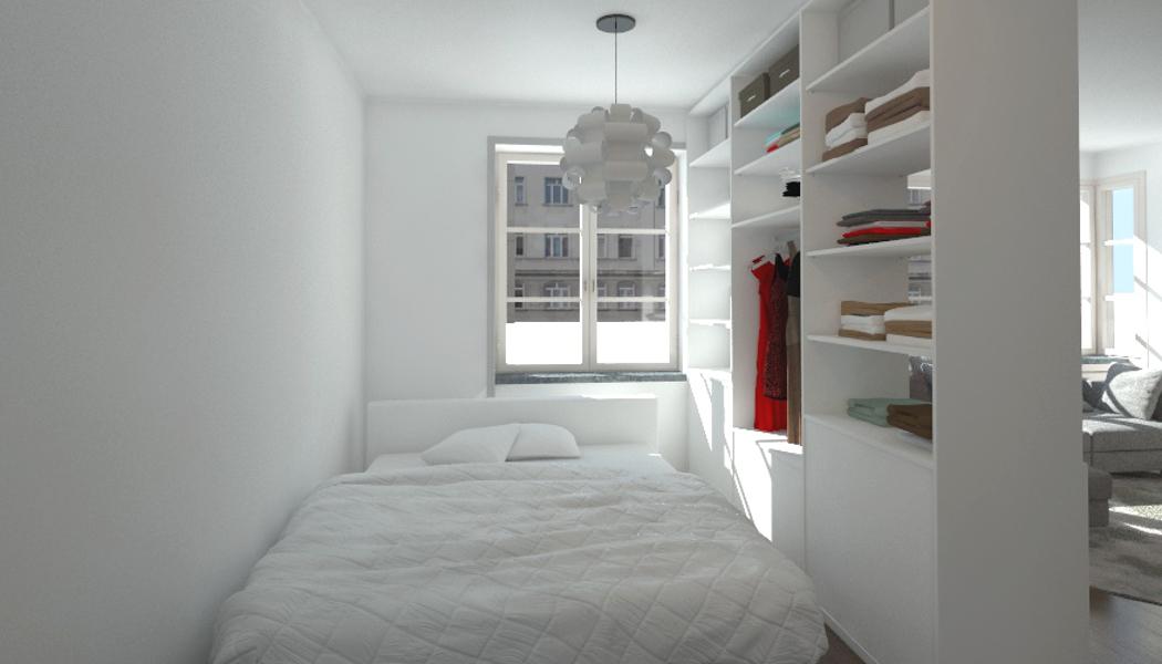 Schlafzimmer Mit Raumteiler Schön On Auf Als Schrank Im Meine Möbelmanufaktur 8