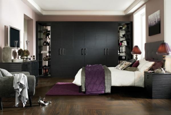 Schlafzimmer Schwarzbraun Ikea Modern On Braun In Schrank Eyesopen Co 1