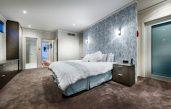 Schlafzimmer Teppich Braun